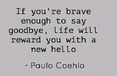 a new hello new beginning picture quote