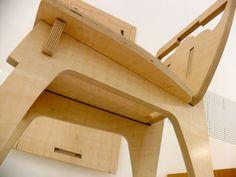 Pano Chair by Studio Lo   Edit Blocks