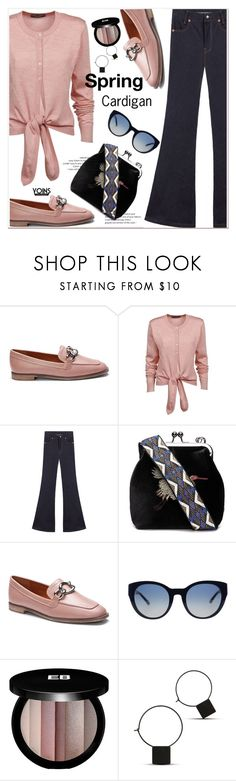 """""""Spring with Yoins"""" by paculi ❤ liked on Polyvore featuring Dolce&Gabbana, Tory Burch, Edward Bess, yoins, yoinscollection and loveyoins"""
