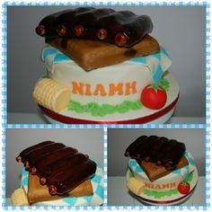 Rib Lovers Cake