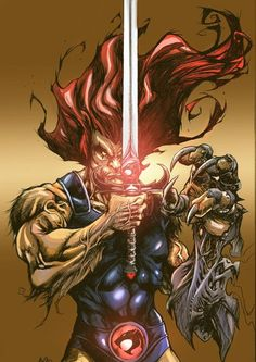 The most beautiful Thundercats pictures for kids - Fondos - Page 2 — Kids Forums He Man Thundercats, Thundercats 2011, Thundercats Characters, Comic Book Characters, Comic Books Art, Comic Art, Old School Cartoons, Nerd, Arte Dc Comics