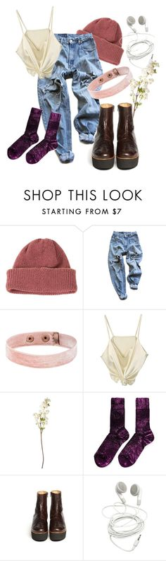 """""""Gabby"""" by brownbxtchpinkwitch on Polyvore featuring CA4LA, Levi's, OKA, Ann Demeulemeester and MM6 Maison Margiela"""