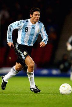Javier Zanetti - Right-Back