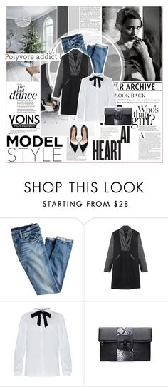 """""""# VI/8 Yoins"""" by lucky-1990 ❤ liked on Polyvore featuring Anja, J.Crew, Sole Society, women's clothing, women's fashion, women, female, woman, misses and juniors"""