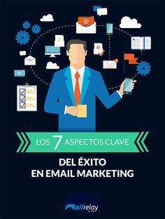 #aprendemailmkt [Ebook] Los 7 aspectos clave del éxito en email marketing