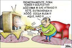 Em entrevista, Dilma convoca o plebiscito!