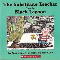 Because I AM a  SUBSTITUTE Teacher | ... having a substitute teacher was a little unnerving we knew the regular