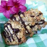 biscotti ai fiocchi integrali