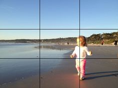 How to use the Rule of Thirds when taking photos