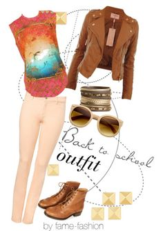 spring fresh apricot outfit of the day