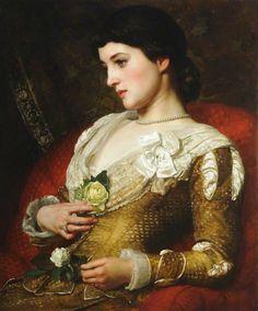 Lily Langtree by Edward John Poynter