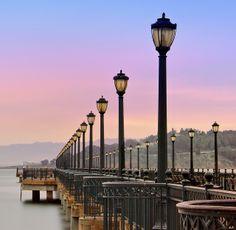 Pier 7, The Embarcadero, San Francisco