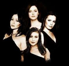 Which Witch is your favorite? The Charmed Ones, all four. Shannon, Rose, Alyssa, and  Holly. #haunteddinnertheater #famouswitches