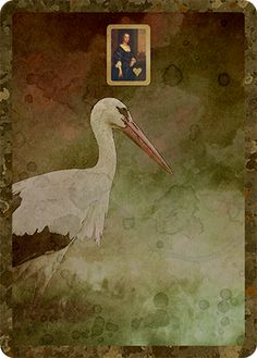 Stork: Wizard Laird Lenormand