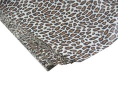 Leopard Print Tissue Paper    Price: $2.50/pack of 24 sheets