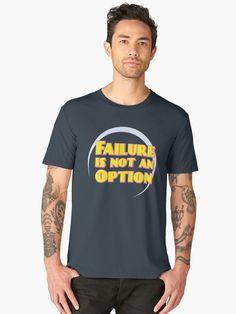 2f0401896845  Failure is not an Option  Men s Premium T-Shirt by Badge  tav