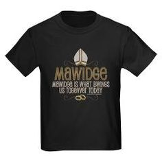 Princess Bride Mawidge Wedding Kids T-Shirt