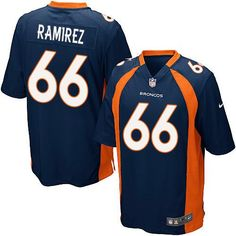 Tyler Eifert jersey Nike Broncos #66 Manny Ramirez Navy Blue Alternate Men's Stitched NFL Game Jersey Chargers Philip Rivers jersey Giants Victor Cruz 80 jersey
