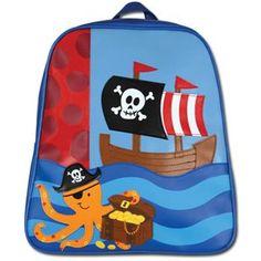 Sac à dos Pirate pour l'école ou les loisirs
