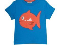 Dedicated Gone Fishing T shirt bij Blue Tomato kopen