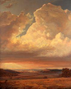 Phil Bob Borman. Cloudscape master.
