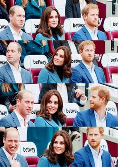 The Duchess Surprised Us With Another Engagement Today Joining William And Harry For A Coach