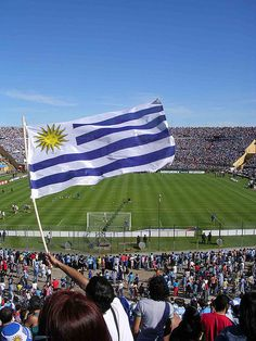 by far the best stadium in the world (Lane coming in a close second) Estadio Centenario, Montevideo