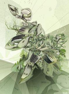 Fabulous Digital art Collection