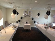 Decorations for your 60th Birthday