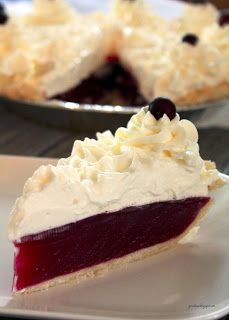 Jo and Sue: Grape Cream Pie (or Tarts)