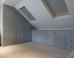 SPB Fitted Wardrobe Kennington