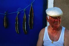 Sardine fisherman, Algarve Portugal