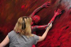Risultati immagini per tattoo laurel holloman Jennifer Beals, Color Test, Amazing Paintings, Love Art, Great Artists, Tattoos, Random Things, Impressionism, Actresses
