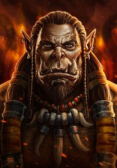 #warcraft #orc #durotan ULTIMATE COSPLAY GOAL ( genderbend )