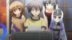 9 Of The Most Awful Anime Series You Should Never Lay Eyes On Cute Goth Girl, Goth Girls, Otaku Anime, Manga Anime, Ninja Name, Anime Reviews, Necromancer, V Games, Video Games