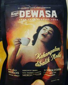 Kopi Lampung.. Cakep nih rasanya...