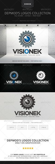 Visionek Logo
