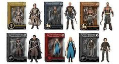 Game of thrones #legacy action #figures take your pick daenerys #brienne robb sta,  View more on the LINK: 	http://www.zeppy.io/product/gb/2/231501996552/