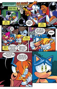 Sonic The Hedgehog Issue #270 - Read Sonic The Hedgehog Issue #270 comic online in high quality