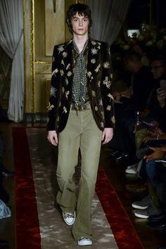 Roberto Cavalli Fall 2016 Menswear Collection Photos - Vogue