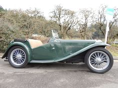 Bid for the chance to own a 1949 MG TC at auction with Bring a Trailer, the home of the best vintage and classic cars online. Lot #3,190.