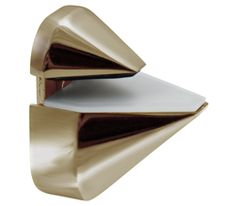 Buy online - high-quality decorative shelf brackets for floating glass and wood shelving, in a variety of finishes. Use in shower area, corners, and more. Glass Display Shelves, Glass Shelves In Bathroom, Floating Glass Shelves, Bar Shelves, Shower Shelves, Wood Shelves, Open Shelves, Glass Shelf Supports, Glass Shelf Brackets