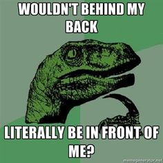Philosoraptor strikes again