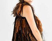 OOAK Cave Woman Costume