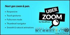 CodeCanyon  Uber Zoom v1.1.1  Smooth Zoom & Pan for WordPress