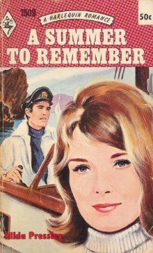 A Summer to Remember - Got sucked into the Harlequin romance novels toward the end of high school. Sometime during my freshman year in college I finally got tired of the formula.