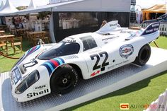 Gijs van Lennep Porsche 917 KH