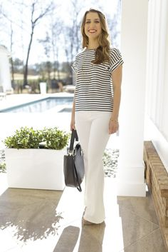 Sail Away, Beach Accessories, Navy Shorts, White Jeans, Halloween Costumes, Style Inspiration, Chic, Super Easy, Sailor