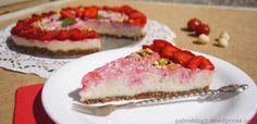 JAHODOVÝ CHEESECAKE Paleo Blog, Gluten, Cooking, Desserts, Kitchen, Tailgate Desserts, Deserts, Postres, Dessert