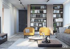 VAREZHKI HOUSE on Behance Fancy Living Rooms, Living Room Red, Living Room Designs, Living Room Inspiration, Furniture Inspiration, Hotel Design Architecture, Small House Interior Design, Behance, Interior Concept